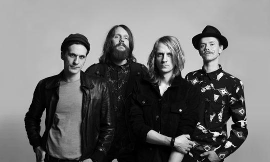 THE BLUE VAN - Retro Rock 'n' Roll (d. 8/6)